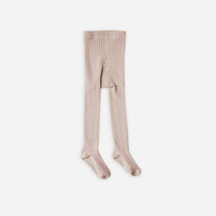 Rylee and Cru 라일리앤크루 SS20 / Solied Ribbed Tights_Petal